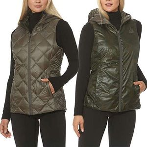 Gerry Reversible Down Traveling Vest